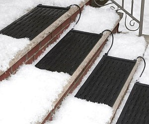 Snow Melting Stair Mat Invented4you