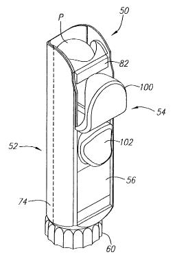 Charlie Sheen Celebrity Patent for Chapstick Dispenser shows Winning in multiple ways